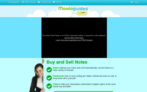 Access moolaguides.com using Hola Unblocker web proxy
