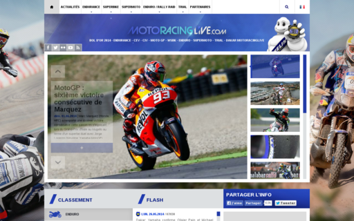 Access motoracinglive.com using Hola Unblocker web proxy