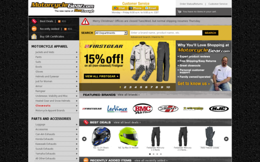 Access motorcyclegear.com using Hola Unblocker web proxy