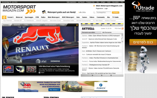 Access motorsport-magazin.com using Hola Unblocker web proxy