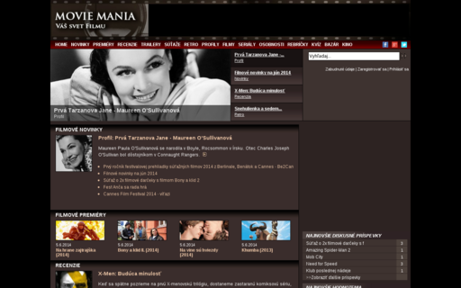Access moviemania.sk using Hola Unblocker web proxy