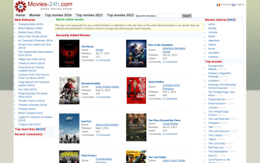 Access movies-24h.com using Hola Unblocker web proxy
