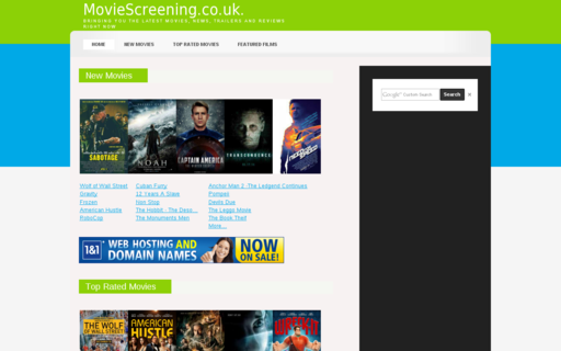Access moviescreening.co.uk using Hola Unblocker web proxy