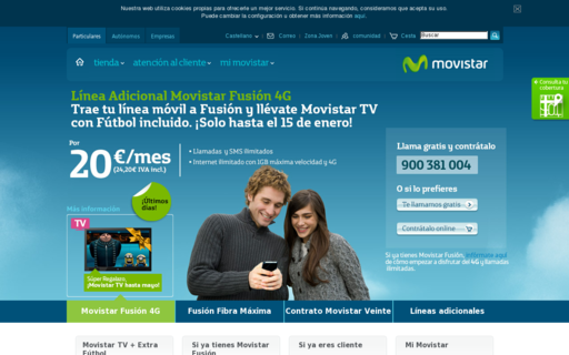 Access movistar.es using Hola Unblocker web proxy