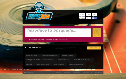 Access mp3xd.com using Hola Unblocker web proxy
