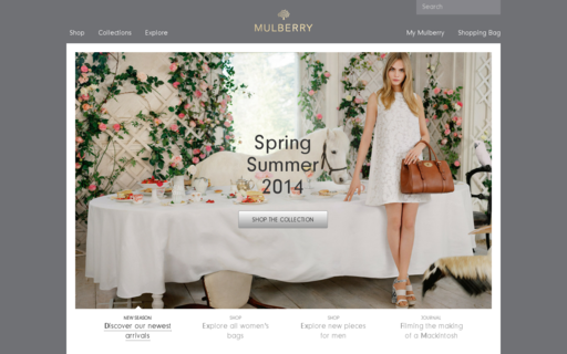 Access mulberry.com using Hola Unblocker web proxy