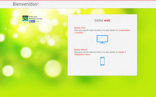 Access mundobasuraep.tk using Hola Unblocker web proxy