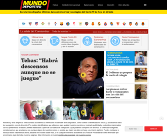 Access mundodeportivo.com using Hola Unblocker web proxy