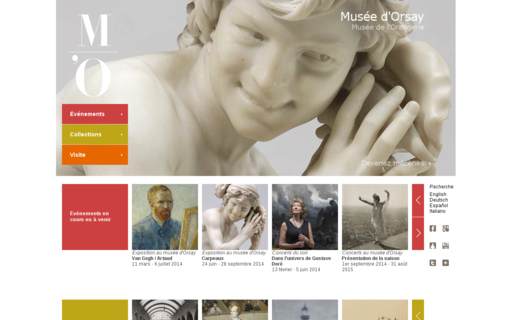 Access musee-orsay.fr using Hola Unblocker web proxy