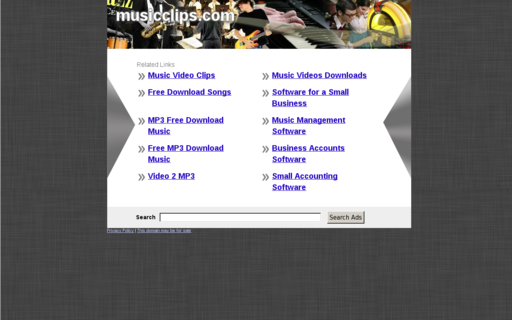 Access musicclips.com using Hola Unblocker web proxy