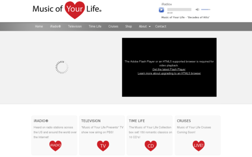 Access musicofyourlife.com using Hola Unblocker web proxy