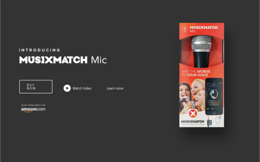Access musixmatch.com using Hola Unblocker web proxy