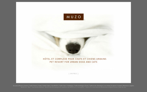 Access muzohotel.com using Hola Unblocker web proxy