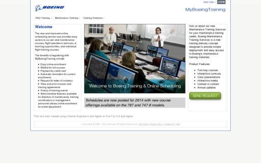 Access myboeingtraining.com using Hola Unblocker web proxy