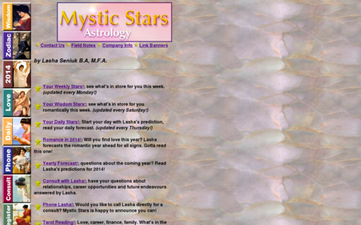 Access mysticstars.net using Hola Unblocker web proxy