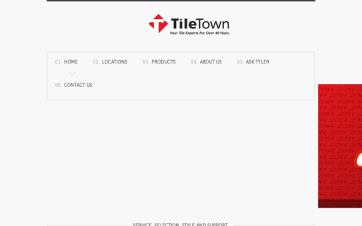 Access mytiletown.ca using Hola Unblocker web proxy