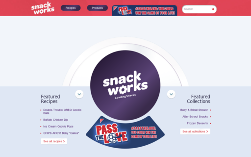 Access nabisco.com using Hola Unblocker web proxy