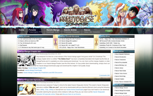 Access narutobase.net using Hola Unblocker web proxy
