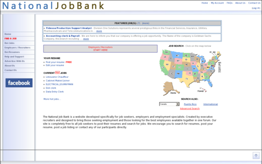 Access nationaljobbank.com using Hola Unblocker web proxy