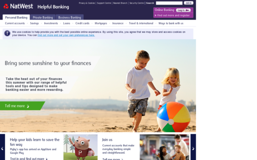 Access natwest.com using Hola Unblocker web proxy