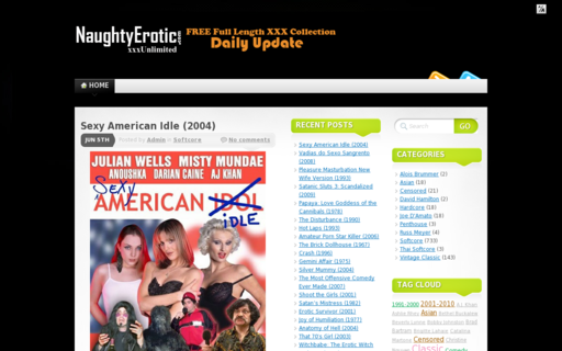 Access naughtyerotic.com using Hola Unblocker web proxy