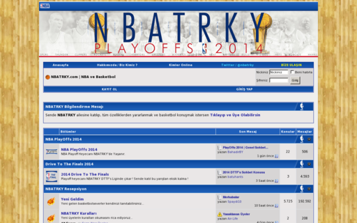 Access nbatrky.com using Hola Unblocker web proxy