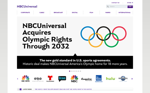 Access nbcuni.com using Hola Unblocker web proxy