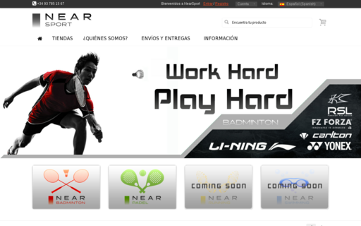 Access nearsport.com using Hola Unblocker web proxy