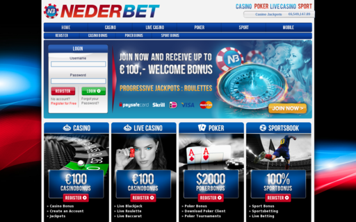 Access nederbet.com using Hola Unblocker web proxy