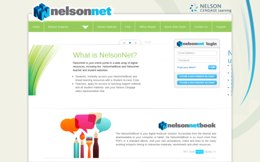 Access nelsonnet.com.au using Hola Unblocker web proxy
