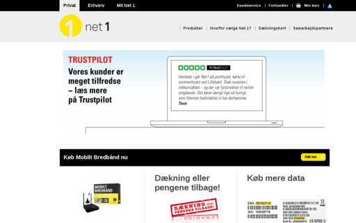 Access net-1.dk using Hola Unblocker web proxy