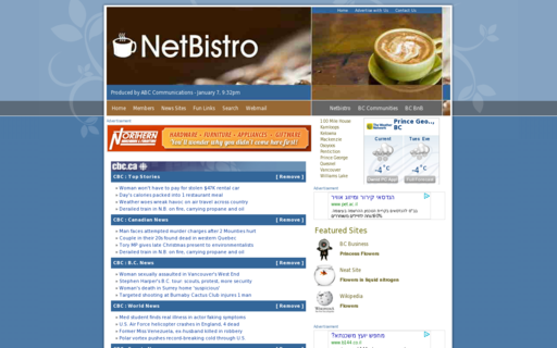 Access netbistro.com using Hola Unblocker web proxy