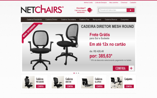 Access netchairs.com.br using Hola Unblocker web proxy