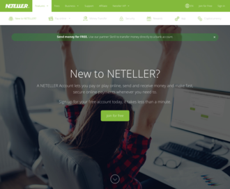 Access neteller.com using Hola Unblocker web proxy