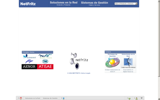 Access netfritz.com using Hola Unblocker web proxy