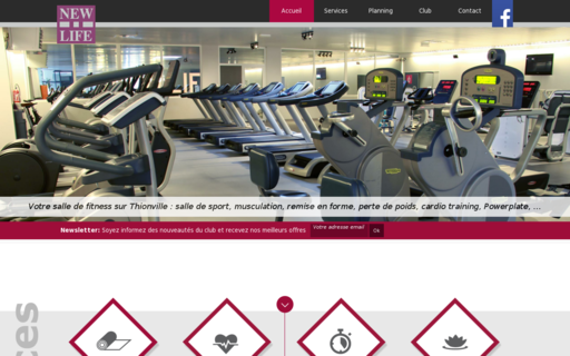 Access newlifefitness.fr using Hola Unblocker web proxy