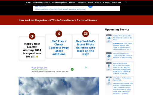 Access newyorkled.com using Hola Unblocker web proxy