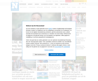 Access nieuwsblad.be using Hola Unblocker web proxy