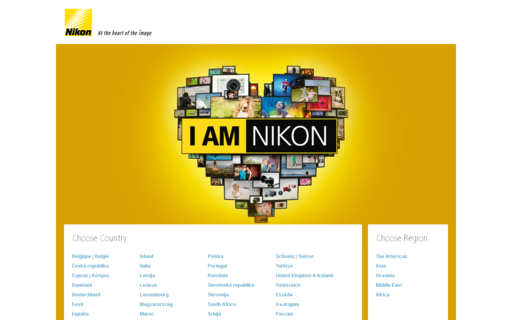 Access nikonsupport.eu using Hola Unblocker web proxy