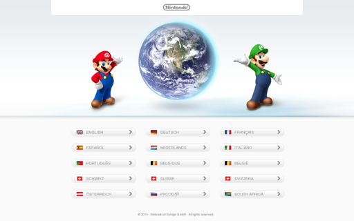 Access nintendo-europe.com using Hola Unblocker web proxy