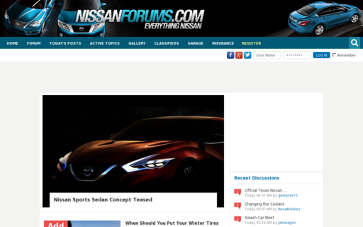 Access nissanforums.com using Hola Unblocker web proxy