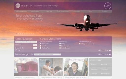 Access no1traveller.com using Hola Unblocker web proxy