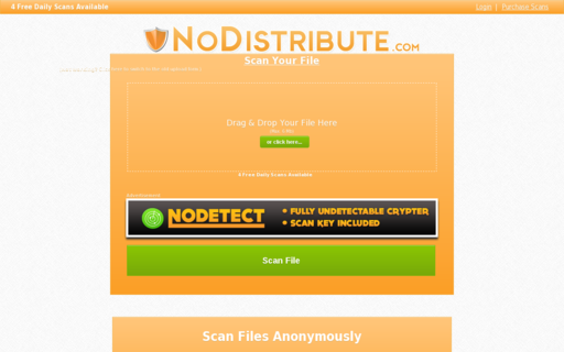 Access nodistribute.com using Hola Unblocker web proxy