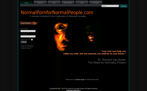 Access normalpornfornormalpeople.com using Hola Unblocker web proxy