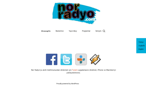 Access norradyo.com using Hola Unblocker web proxy