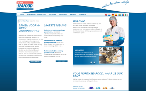 Access northseafood.nl using Hola Unblocker web proxy