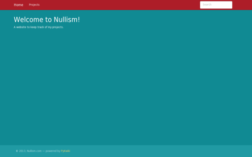 Access nullism.com using Hola Unblocker web proxy
