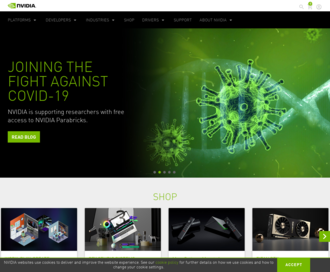Access nvidia.com using Hola Unblocker web proxy