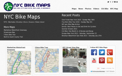Access nycbikemaps.com using Hola Unblocker web proxy