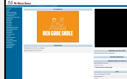 Access nyholteskole.dk using Hola Unblocker web proxy